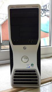 PC Rechner Dell Precision T3400