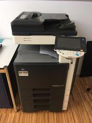 Digitalsystem Konica-Minolta bizhub C220 Drucker