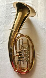 Miraphone Bariton Bb-54 L Goldmessing