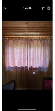 verschiedene Vorhänge zu verkaufen