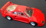 Ferrari F40 1 18 Modellauto