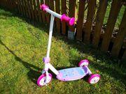 Kinder Roller pink weiss Mädchen