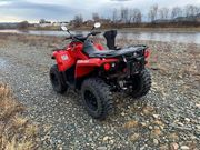 2017 Can-Am OUTALNDER 450