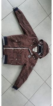 Euro Star Bomber Winterjacke - chocolate