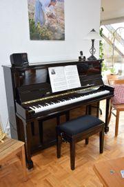 Klavier von Klug Sperl incl