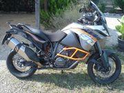 KTM 1190 Adventure S silber
