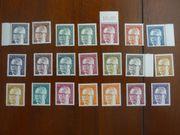 Briefmarken Heinemann Werte