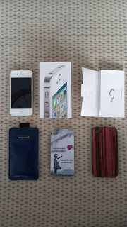 I-Phone 4S Weiß 16GB