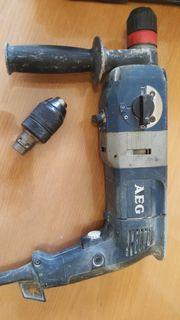AEG Bohrhammer DEFEKT