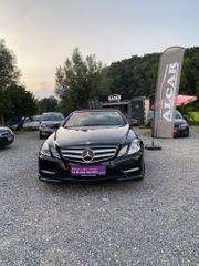 Mercedes Benz E350 Cabrio