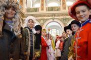Schultheatertage in Naumburg Kindertheater Haendel