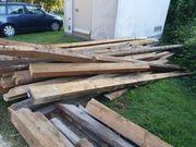 Altholzbalken Holzbalken Altbau alle Längen