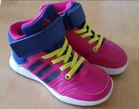 Adidas halbhohe neuwertige Schuhe Gr.28