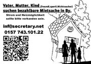 Familie sucht Mietsache in Bayern