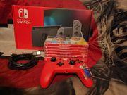 Ein Riesen Nintendo Switch Paket