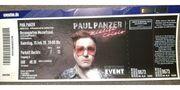 Eintrittskarte für Paul Panzer