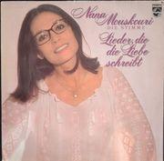LP- Nana Mouskouri - Lieder die