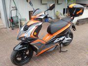 Elektro Roller 45 km h