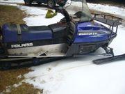 Motorschlitten-Ski Doo Polaris -Widetrak