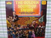 Musikschallplatte The golden Sound of