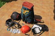 CAMP Kletterset FERRATA und Wanderrucksack