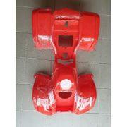 Abdeckung rot Karosserie für Miniquad