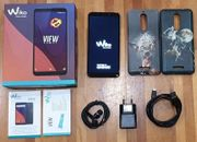 Smartphone Wiko View gold Dual-SIM