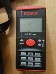 BOSCH Laser-Entfernungsmesser DLE 150Professional