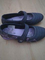 Schuhe Sandalen Balerinas Mädchen Gr