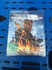 Terminator Genisys Blu-Ray OVP