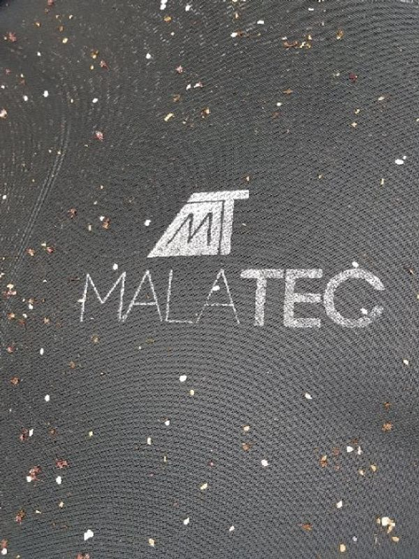 Trampolin Marke Malatec