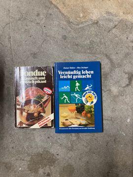 Rezeptbücher: Kleinanzeigen aus Ludwigshafen - Rubrik Biete kostenlos