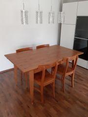 Esstisch mit 4Stühlen Standort Metzingen