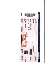 1 Ticket Apache 207 Mannheim