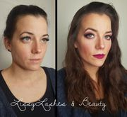 Brautstyling- Tages- Abend- MakeUp