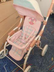 Baby Annabell Kinderwagen Puppenwagen
