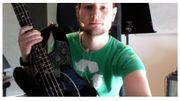 E-Bass Unterricht Online - per Zoom