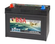BSA Boot Batterie 80Ah 12V
