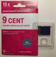 Telekom Magenta Mobil Prepaid Basic
