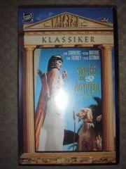 VHS Videos Sinuhe Der Ägypter
