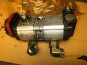 Hydraulikzahnradpumpe Deutz BF 4 1013