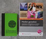 MEDIENGESTALTER FACHBUCH Fachwörterbuch Druck und