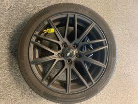 Alufelgen - Felgen Reifen Mercedes Benz E