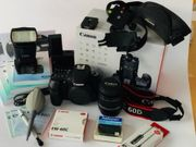 Canon EOS 60D Kit EF-S