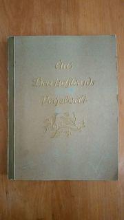 Buch Aus Deutschlands Vogelwelt Sammelbild