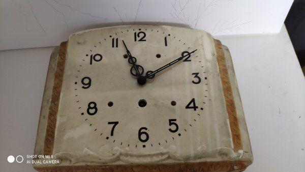 Verkaufe Alte Keramik Uhren