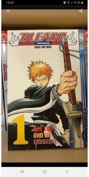 Manga Bleach 1-20