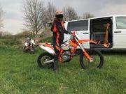 NEU Enduro Motorrad Motocross KTM
