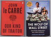 Englisch - The Wolf Of Wall Street