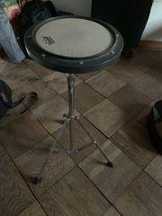 Übungspad für Schlagzeug